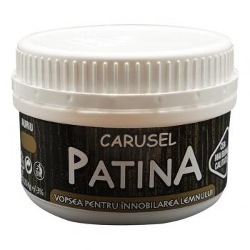 PATINA - LEMN AURIU